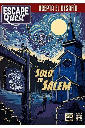 ESCAPE QUEST 03: SOLO EN SALEM