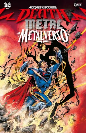 DEATH METAL: METALVERSO NÚM. 5 DE 6