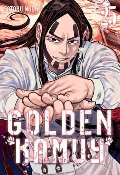 GOLDEN KAMUY 25