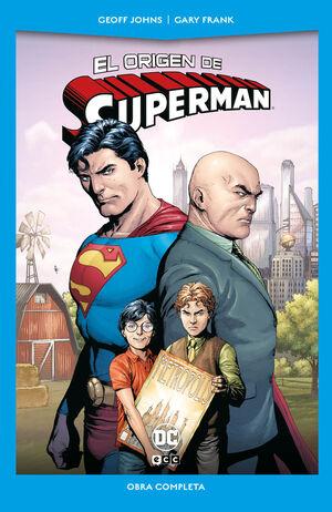 SUPERMAN: EL ORIGEN DE SUPERMAN (DC POCKET)