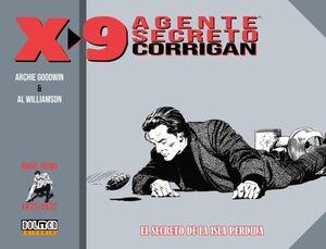 AGENTE SECRETO X9