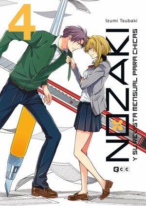 NOZAKI Y SU REVISTA MENSUAL PARA CHICAS VOL. 04
