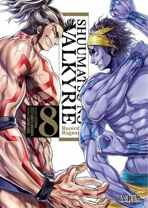 SHUUMATSU NO VALKYRIE: RECORD OF RAGNAROK 08