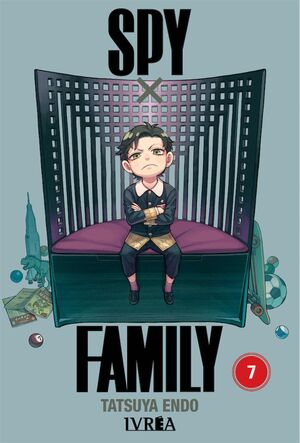 SPY X FAMILY 07