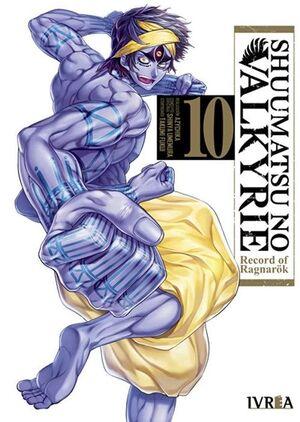 SHUUMATSU NO VALKYRIE: RECORD OF RAGNAROK 10