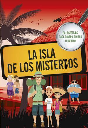 LA ISLA DE LOS MISTERIOS (SOCIEDAD SECRETA DE SUPERLISTOS)