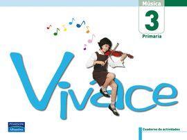 VIVACE 3 PACK CUADERNO DE ACTIVIDADES