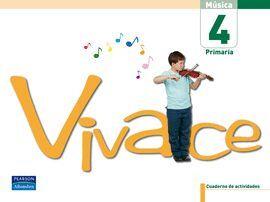 VIVACE 4 PACK CUADERNO DE ACTIVIDADES