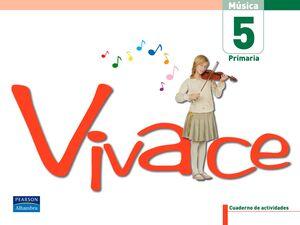 VIVACE 5 PACK CUADERNO DE ACTIVIDADES