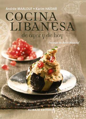 COCINA LIBANESA AYER-HOY