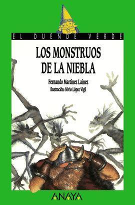 LOS MONSTRUOS DE LA NIEBLA