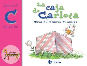 LA CAJA DE CARLOTA