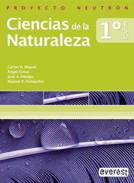 CIENCIAS DE LA NATURALEZA 1º ESO. PROYECTO NEUTRÓN