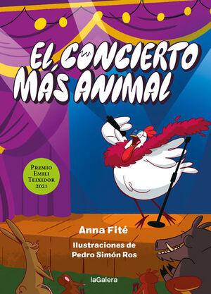 EL CONCIERTO MÁS ANIMAL (PREMIO EMILI TEIXIDOR)
