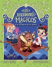 LOS RESCATADORES MAGICOS 9. LA TOSTADORA DE LOS DESEOS
