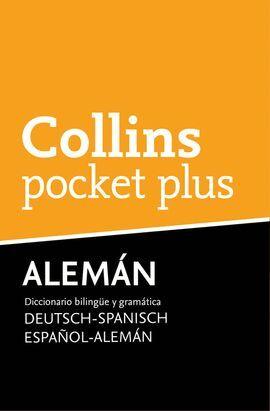 DICCIONARIO POCKET PLUS ALEMÁN (POCKET PLUS)