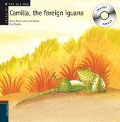CAMILLA, THE FOREIGN IGUANA