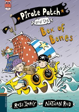 PIRATE PATCH AND THE BOX OF BONES