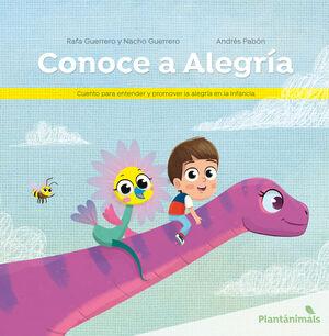CONOCE A ALEGRÍA