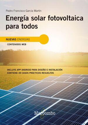 ENERGÍA SOLAR FOTOVOLTAICA PARA TODOS