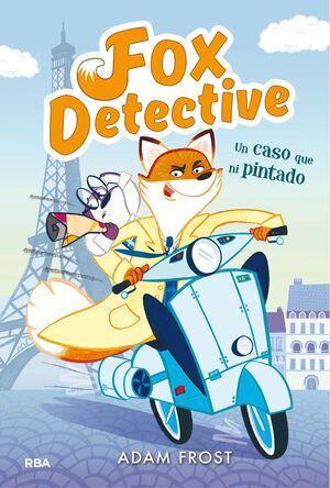 FOX DETECTIVE 1. ¡UN CASO QUE NI PINTADO!