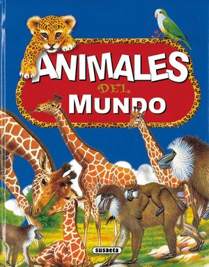 ANIMALES DEL MUNDO Nº 1