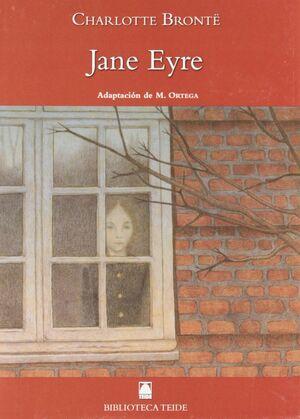 BIBLIOTECA TEIDE 049 - JANE EYRE -CHARLOTTE BRONTË-