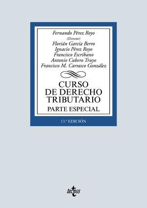 CURSO DE DERECHO TRIBUTARIO