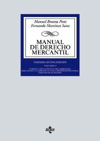 MANUAL DCHO. MERC. I
