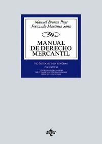 MANUAL DCHO. MERCAN II