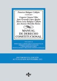 MANUAL DCHO. CONSTIT II