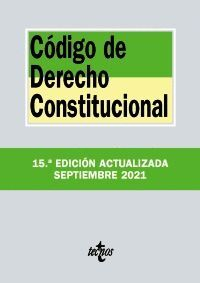 CODIGO DE DERECHO CONSTITUCIONAL