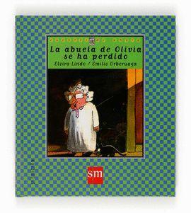 LA ABUELA DE OLIVIA SE HA PERDIDO
