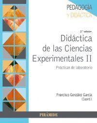 DIDÁCTICA DE LAS CIENCIAS EXPERIMENTALES II
