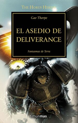 EL ASEDIO DE DELIVERANCE Nº 18