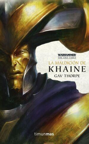 LA MALDICIÓN DE KHAINE Nº 03/04