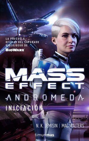 MASS EFFECT ANDRÓMEDA INICIACIÓN Nº 2/4
