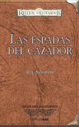 LAS ESPADAS DEL CAZADOR (OMNIBUS)