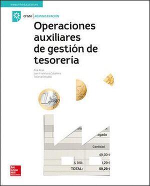 OPERACIONES AUXILIARES DE GESTION DE TESORERIA. LIBRO ALUMNO