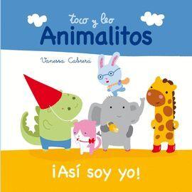 ANIMALITOS. ¡ASÍ SOY YO!