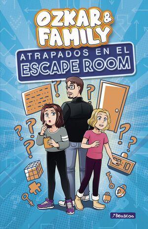 ATRAPADAS EN EL ESCAPE ROOM (OZKAR & FAMILY 1)
