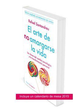 PACK EL ARTE DE NO AMARGARSE LA VIDA + CALENDARIO