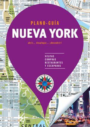 NUEVA YORK (PLANO-GUÍA)
