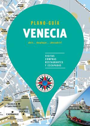 VENECIA (PLANO-GUÍA)