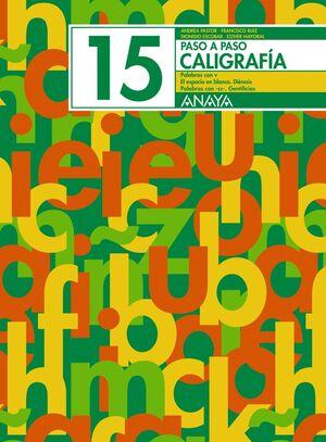 CALIGRAFÍA 15