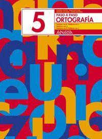 ORTOGRAFÍA 5