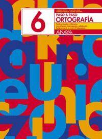 ORTOGRAFÍA 6