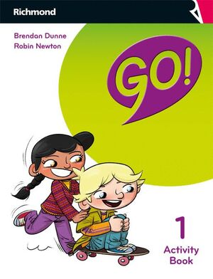GO! 1 ACTIVITY PACK