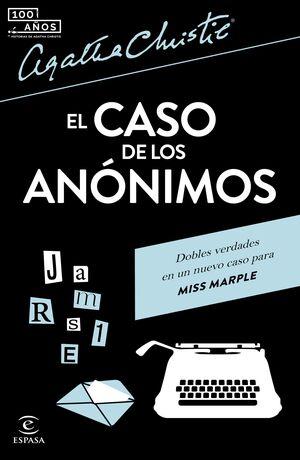 EL CASO DE LOS ANÓNIMOS