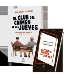 PACK TC EL CLUB DEL CRIMEN DE LOS JUEVES